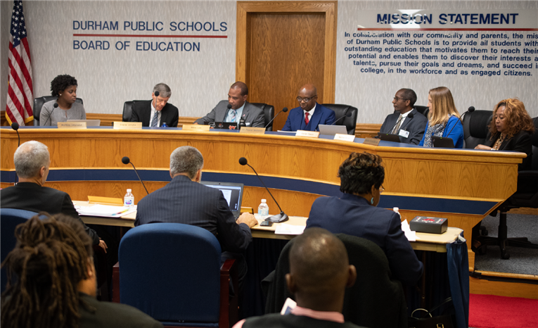 Be Our Guest & BOE Meeting (October 18, 2018)