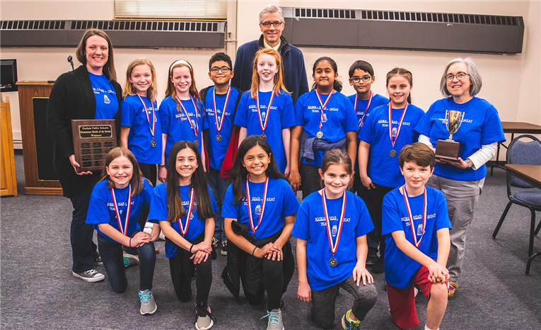 Battle of the Books 2019 (Elementary School Edition) Finals