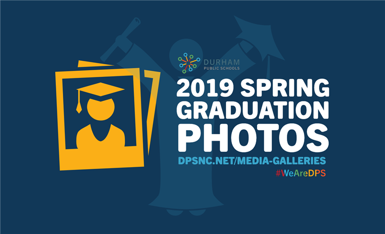 Spring 2019 Graduation - Durham School of the Arts