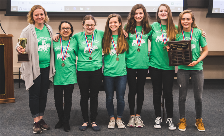 Battle of the Books 2019 (High School Edition)