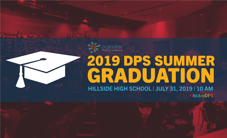 Congratulations to the Class of 2019! Check out check out photos from our 2019 Summer Graduation