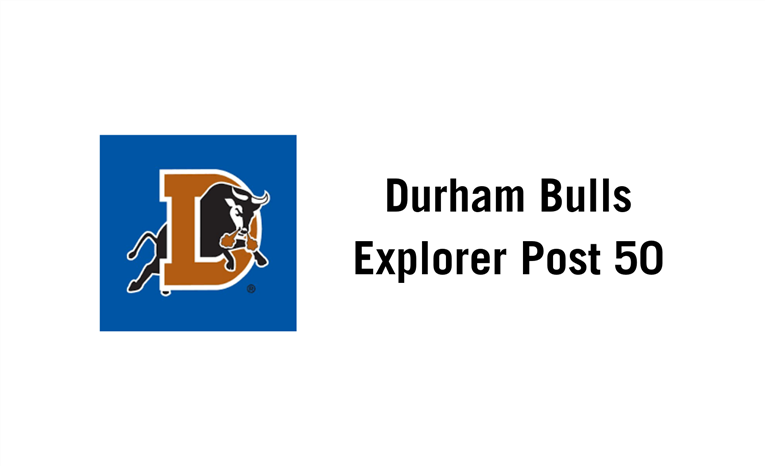 Durham Bulls Explorer Post 50