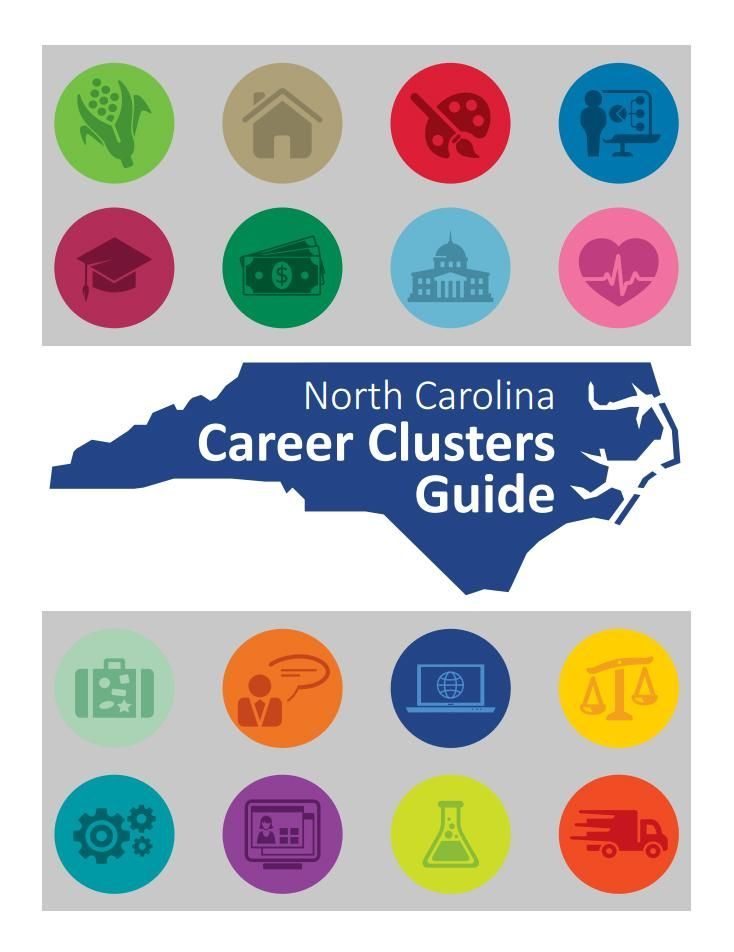 NC Career Clusters Guide