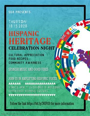 ECHS Hispanic Heritage Celebration Night