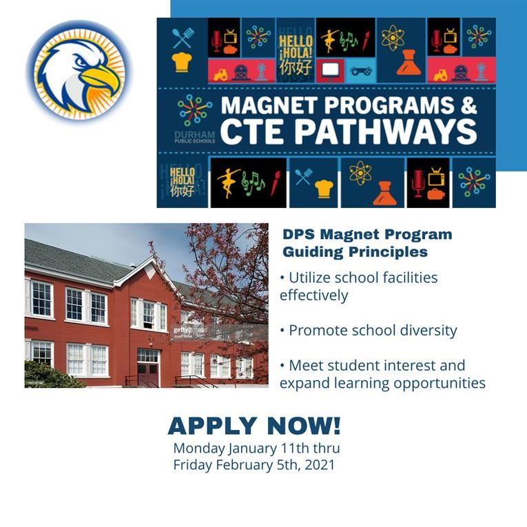 Magnet School Opportunity