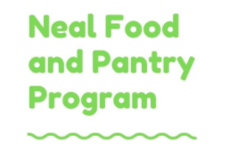 Food and Pantry Program