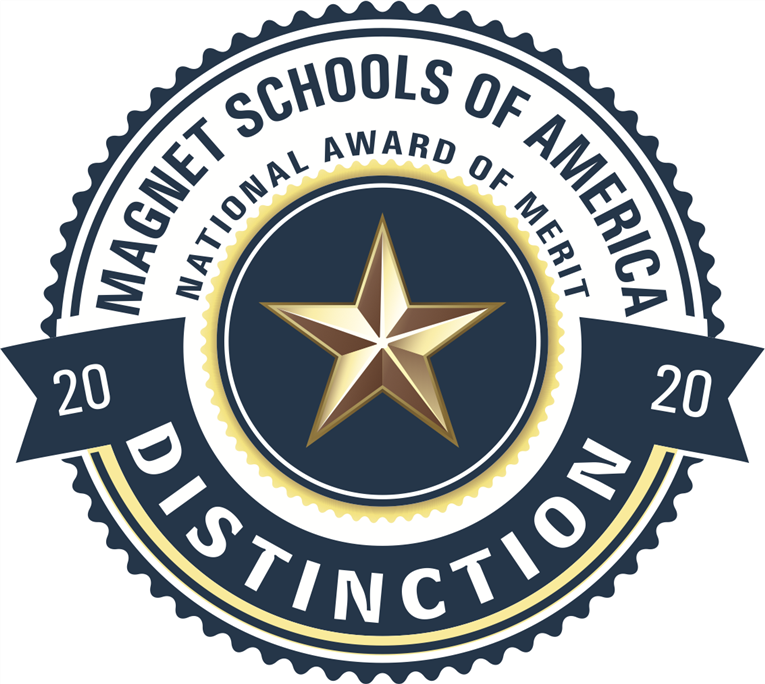 School Of Distinction with Magnet Schools of America