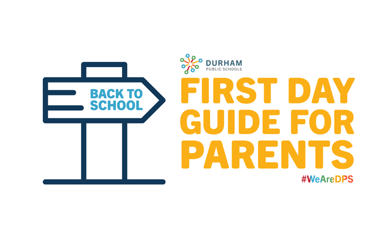 First Day of School - Parents Guide
