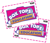 BoxTops Due Friday