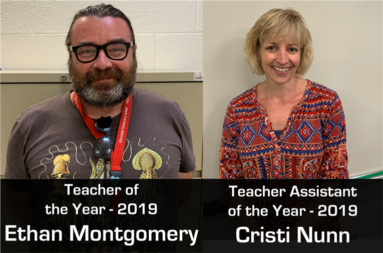 Teachers of the Year 2019