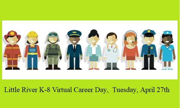Little River K-8 Virtual Career Day