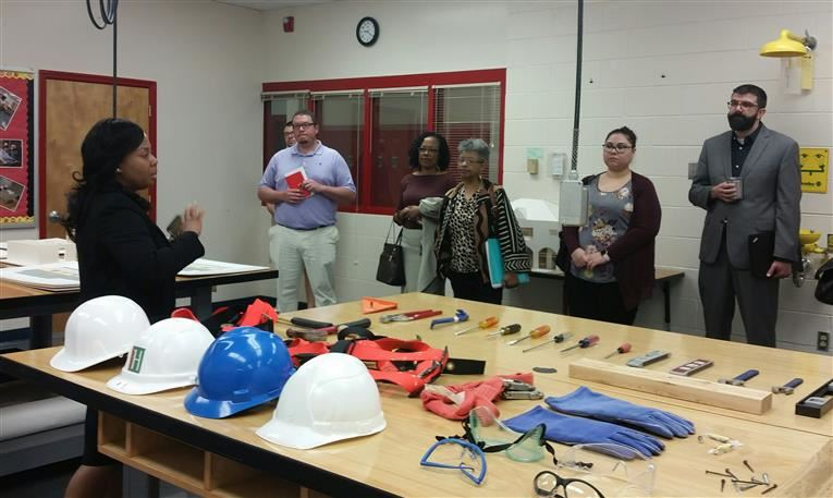 Construction and Skilled Trades Employers Tour Southern
