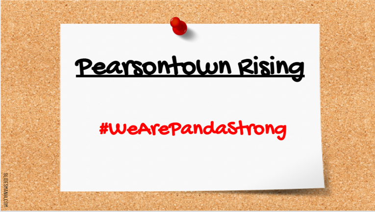 Pearsontown Rising:  Information about Return to the Classroom