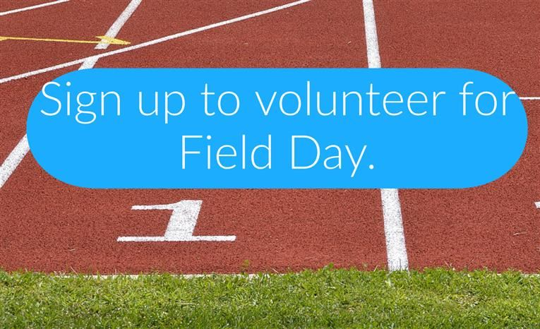 Sign Up to Volunteer for Field Day