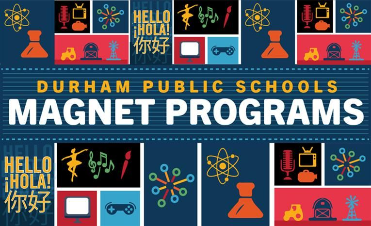 Durham Public Schools Magnet Programs application window is now open.