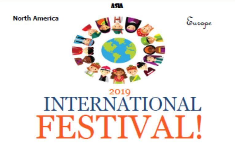 Pearsontown's Annual 2019 International Festival is COMING SOON!!!! Please sign up!!