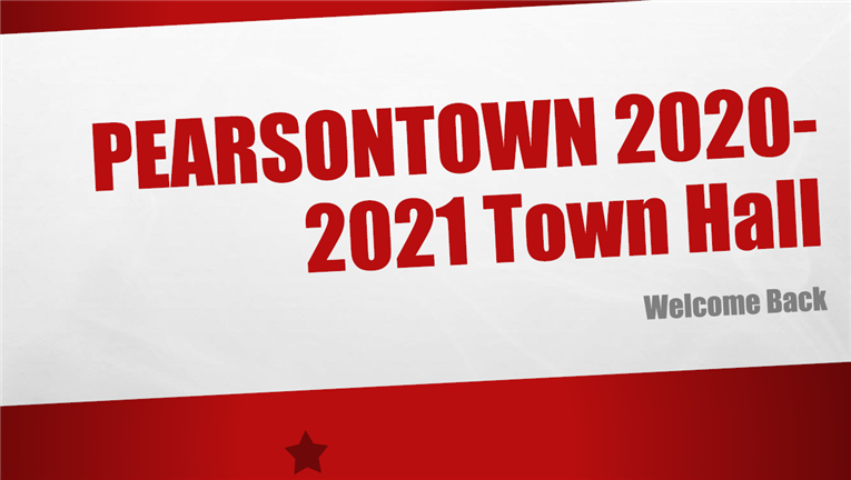 Pearsontown Town Hall PowerPoint Presentation