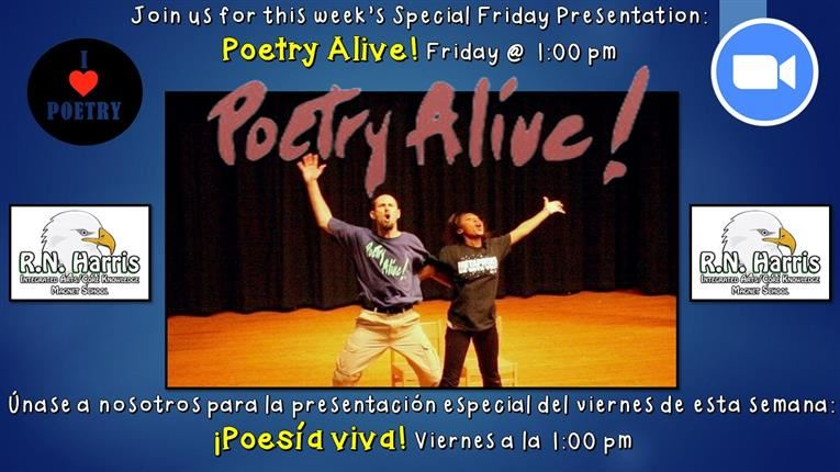 Poetry Alive!