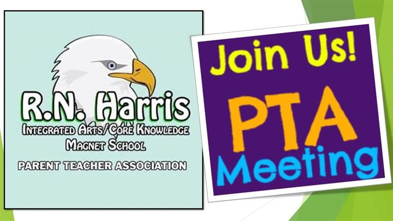 PTA Meeting Wednesday, December 4th