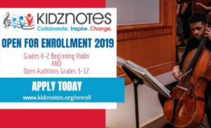 Kidznotes Registration