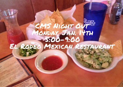 CMS Night Out 1/14 @ El Rodeo