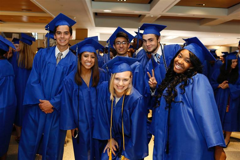 Graduation dates set for 2016-17