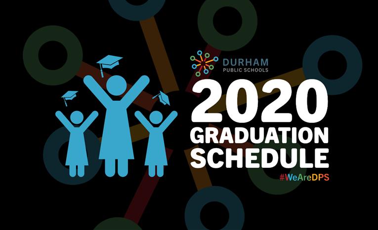 Graduation Schedule 2020.2020 Wearedps Graduation Schedule