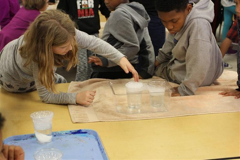 "Creekside Elementary holds ""Science Week at the Creek"""