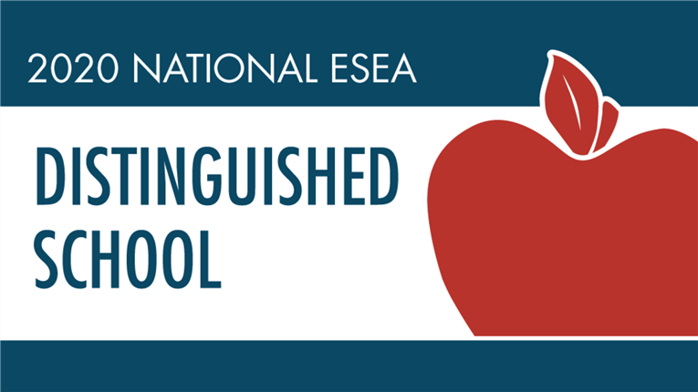 Burton Magnet Elementary named a 2020 National ESEA Distinguished School