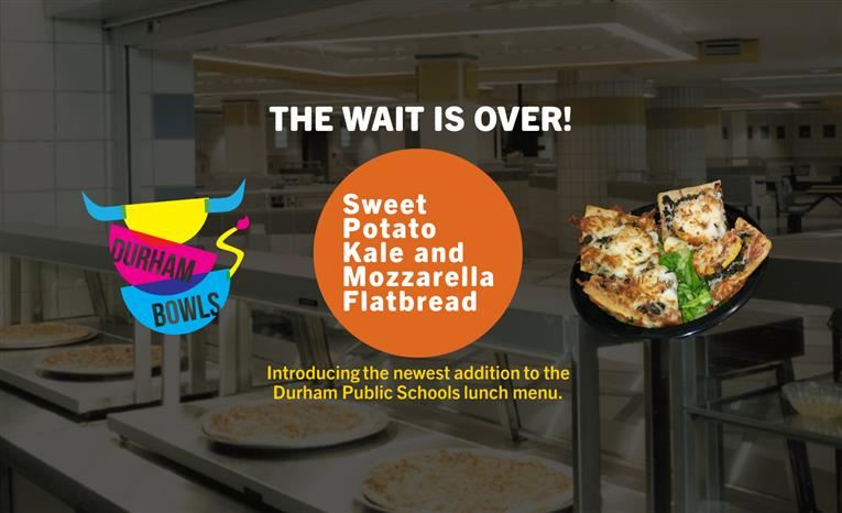 DPS and Durham Bowls Welcomes New Addition to School Lunch Menu