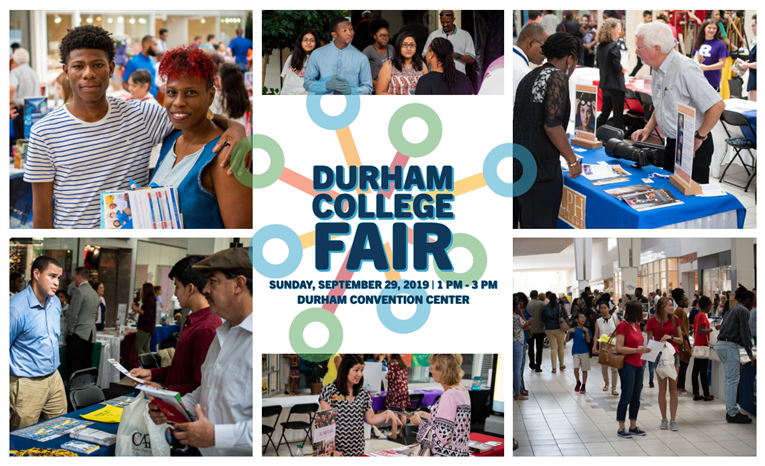 Durham College Fair | September 29, 2019
