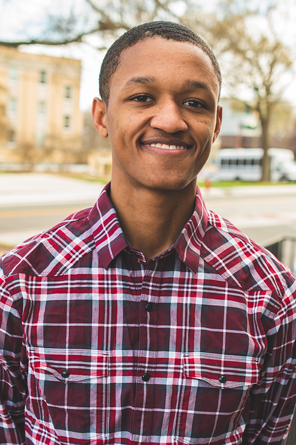 DPS February Student of the Month: Devin McKoy