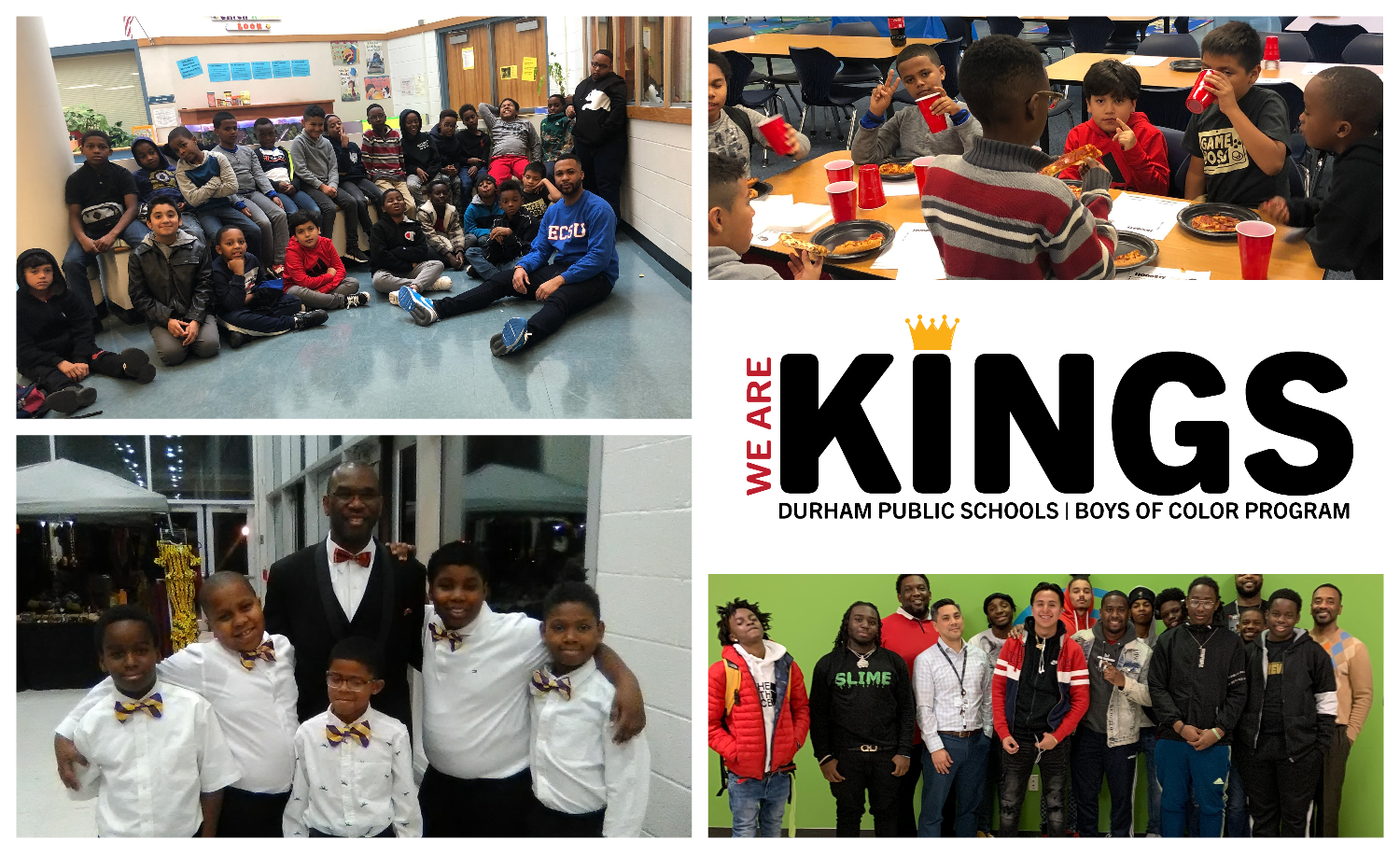 DPS Equity Affairs & We Are Kings