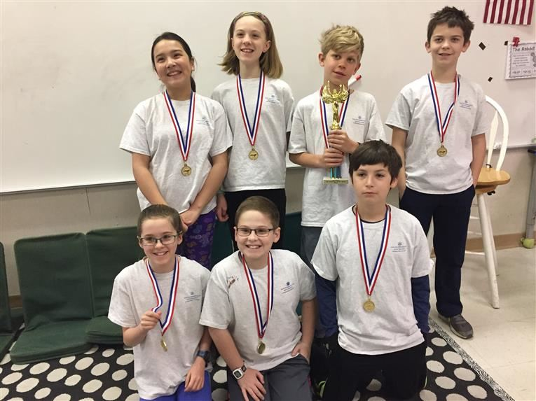 Forest View and E.K. Powe to Compete in State Odyssey of the Mind