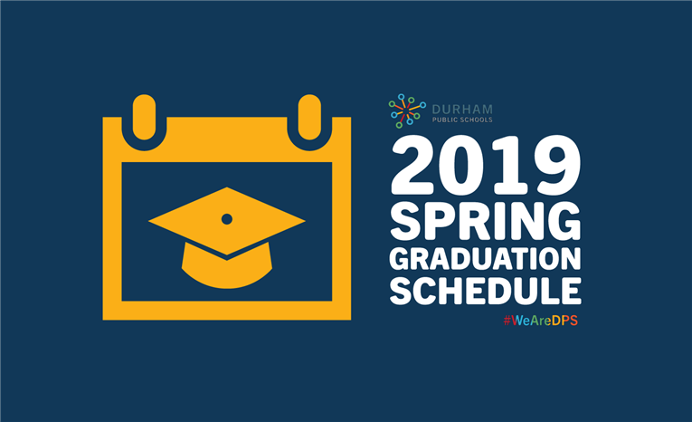 DPS Graduation Schedule