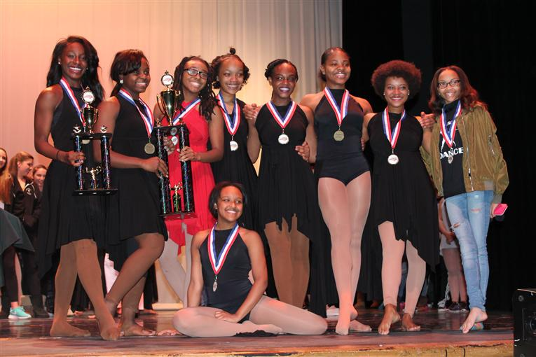 Hillside High Dance Ensemble Wins State Title