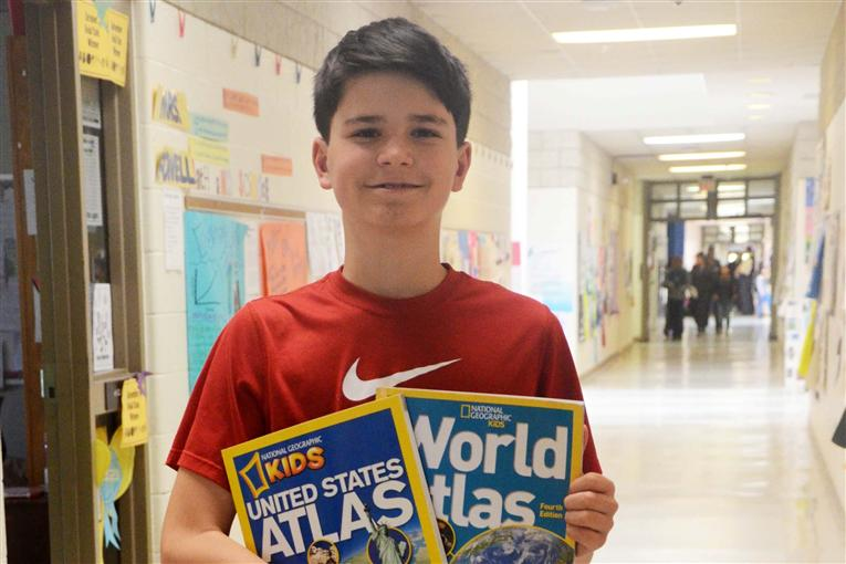 Three DPS Students to Compete in State National Geographic Bee