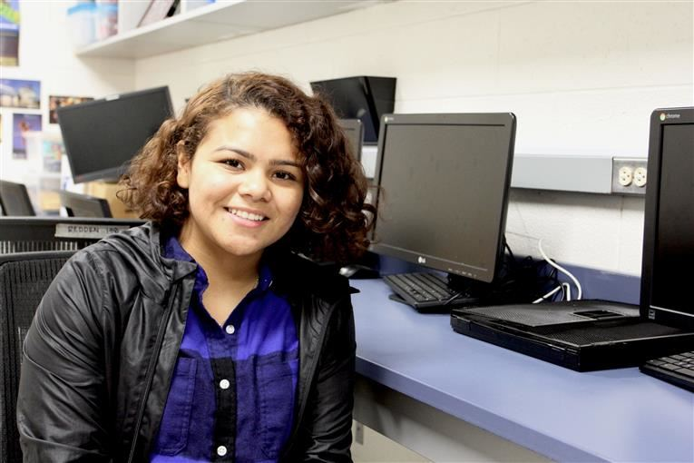 September: Jeymi Dubon Reyes of New Tech High School