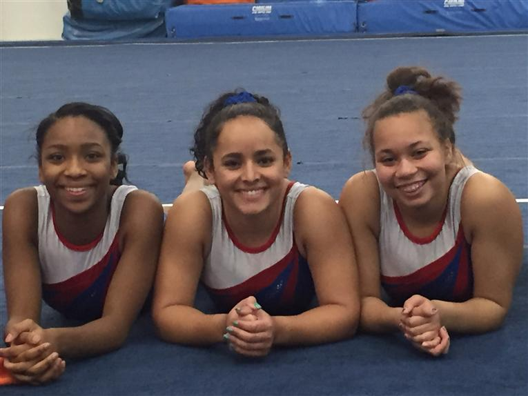 Jordan Gymnast Places First in State; Team Places Third