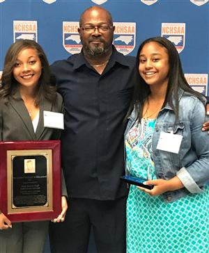 Dps Wins Three Nchsaa Awards