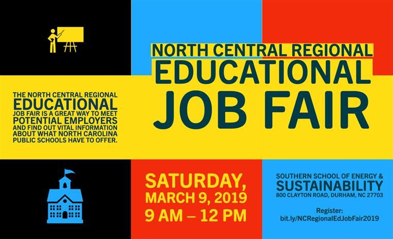 North Central Regional Educational Job Fair