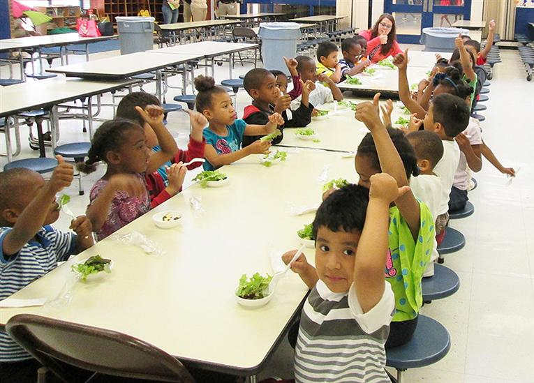 Fresh on the plate: More DPS schools selected for USDA fruit and veggie program