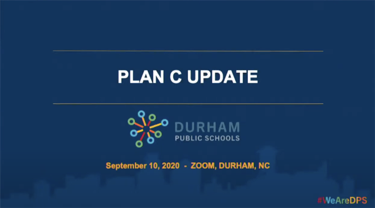Plan C Update Presentation