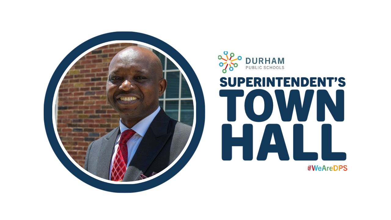 Superintendent's Town Hall