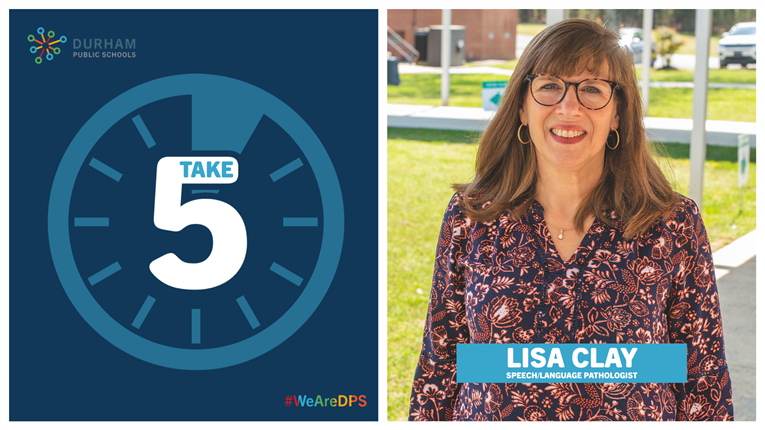 Lisa Clay, Speech/Language Pathologist