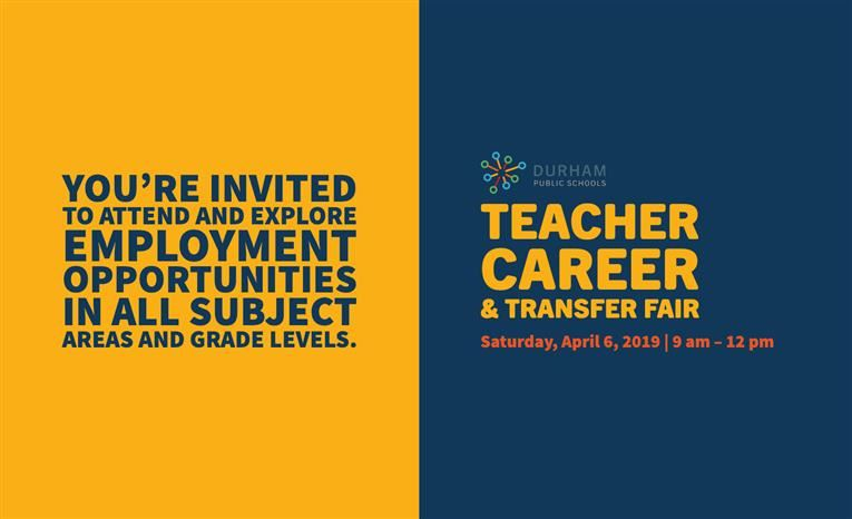 DPS Teacher Career & Transfer Fair 2019