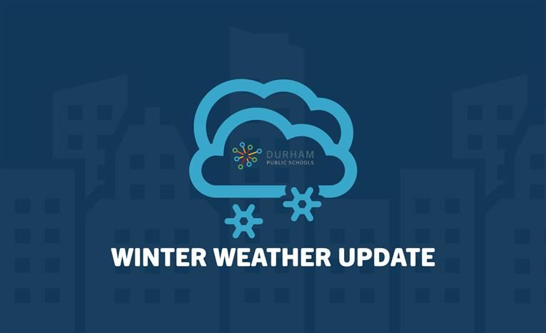 Updated Inclement Weather Cancelations/Delays (English/Español)