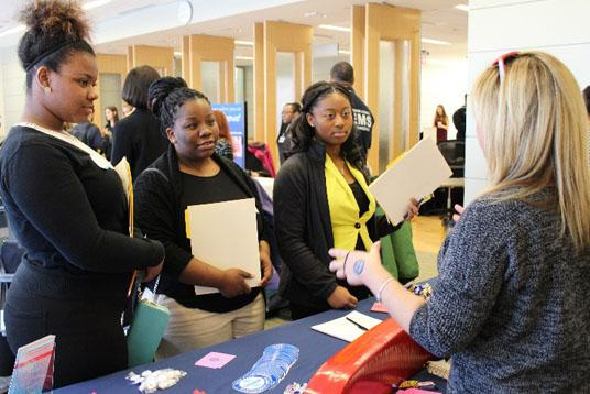 DPS CAREER-READINESS FAIR PREPARES STUDENTS FOR CAREERS