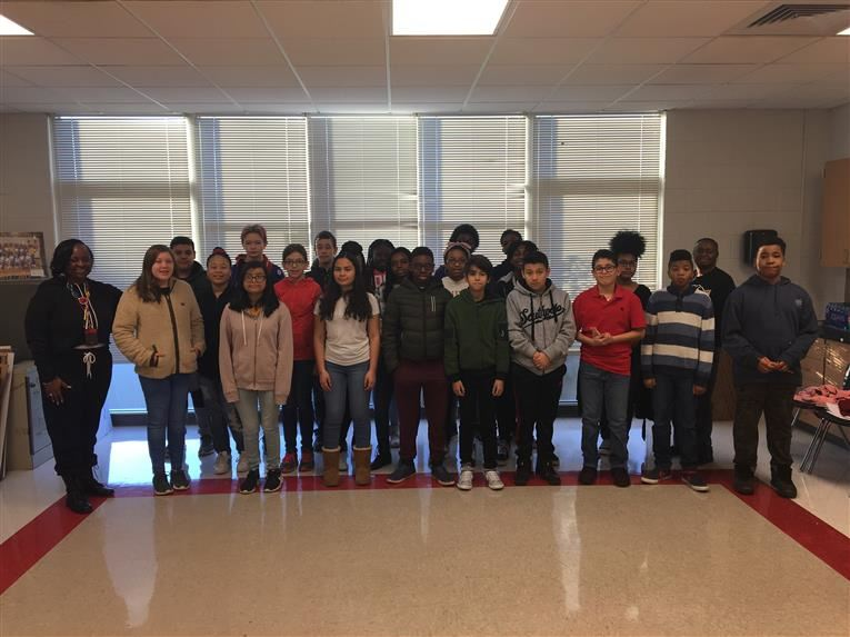 LGMS 2019 Science Fair Winners