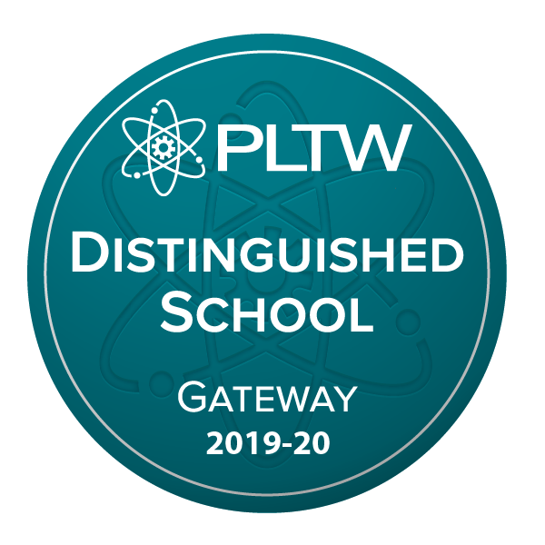 2019-20 PLTW Distinguished School